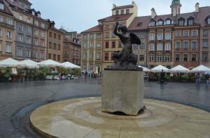 Русалка – сімвал Варшавы